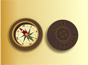 WWI British Army Compass